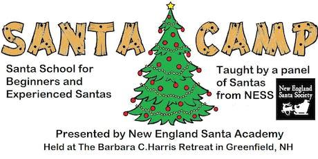 Santa Camp 2019 - A School for Santa, Mrs. Claus & the Elves tickets