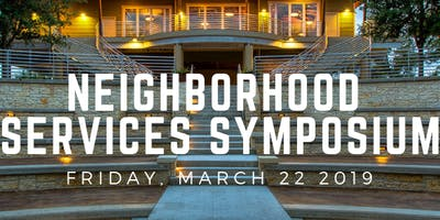 Texas Cities Neighborhood Services Symposium