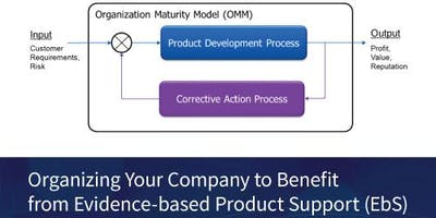 Evidence-based Product Support (EbS) - Open to all who create, manage, or execute policies, processes, or work instructions that drive organizational change.