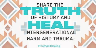 Movement for Truth and Healing: The Blanket Exercise - 1/20 @ 2pm