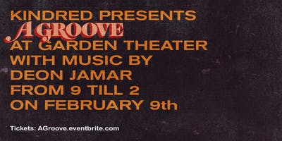 Kindred Presents: A Groove