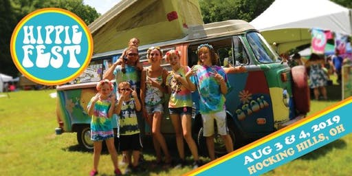 Hippie Fest - Hocking Hills, OH