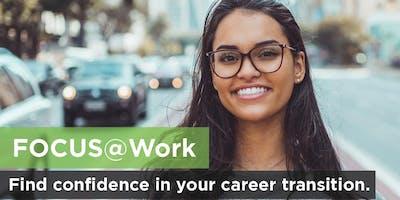 YWCA FOCUS@Work Info Session | FREE Job Search Program for Women