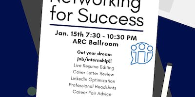 NFS: Free Winter Career Fair Prep