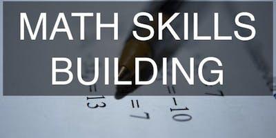 MATH SKILLS BUILDING COURSE - PREPARE YOUR CHILD FOR THE FUTURE!
