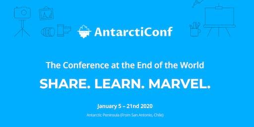 AntarctiConf 2020