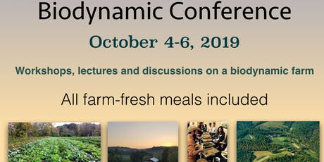 Southeast Regional Biodynamic Conference tickets