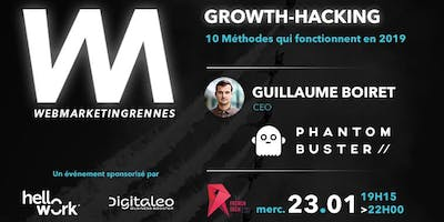 Growth-Hacking : 10 Méthodes qui Fonctionnent en 2019