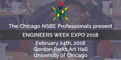 Chicago NSBE 2019 Engineers Week EXPO - Volunteers
