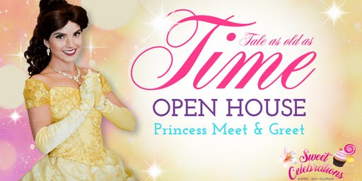 Tale as Old as Time Open House