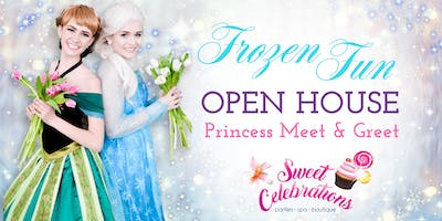 Frozen Fun Open House