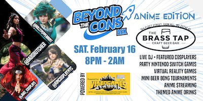 Beyond The Cons AEX: Anime Edition (Katsucon Weekend)