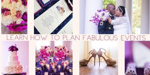 Online Wedding & Event Planning Certificate Class