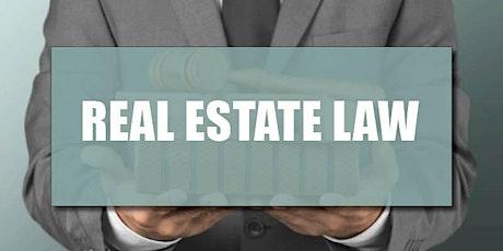 CB Bain | Real Estate Law (30 CH-WA) | Eastside Training Center | Dec 10th-13th 2019 tickets