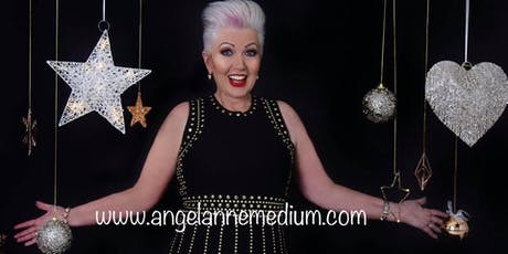 "Angel Anne Medium Live in Stirling  ""Talking to an Angel Tour"" tickets"