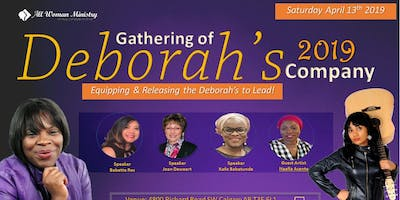 2019 Gathering of Deborah\