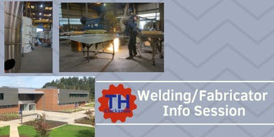 Welding/Fabricator Training Information Session