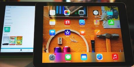 iPad Basics at Caringbah tickets