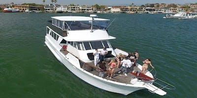 Bipolar Frequencies Yacht Party [House Music] (Newport Beach)