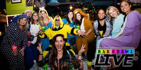 2020 Official Onesie Bar Crawl | Raleigh, NC tickets