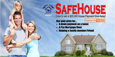 SafeHouse $25,000 Giveaway
