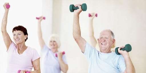 Senior Circle Exercise Program