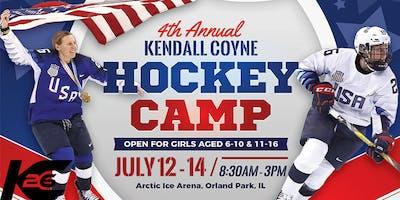 2019 Kendall Coyne Hockey Camp