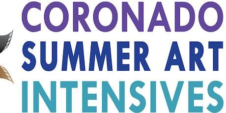 Coronado Summer Art Intensives 2019-Acting/Drama, Dance, and Visual Art tickets
