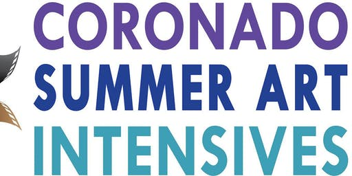 Coronado Summer Art Intensives 2019-Acting/Drama, Dance, Visual Art, and Game Design