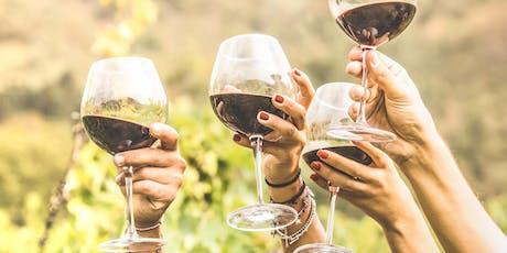 3rd Annual Spanish Wines & BBQ Under the Midnight Sun Tasting Dinner tickets