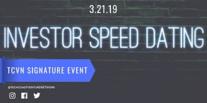TCVN's 2019 Investor Speed Dating