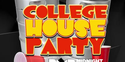 COLLEGE HOUSE PARTY at Temple SF (trend sf)