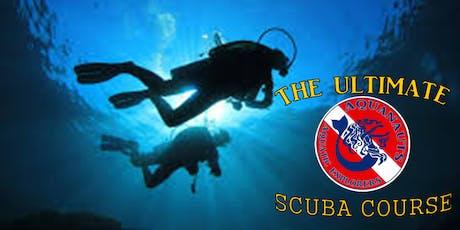 Ultimate SCUBA Course tickets