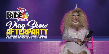 Great Lakes Bay Pride - After Party Drag Show 2019 tickets