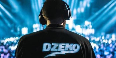 DZEKO at Temple SF (trend sf)