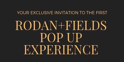 Rodan + Fields Pop Up Experience