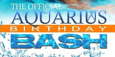 "THE SOCIAL X 98.9 Magic FM PRESENTS: The All City ""Aquarius"" Birthday Bash"