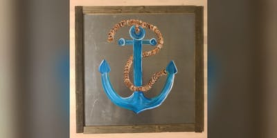 Sheet Metal Anchor: Dundalk, Seasoned Mariner with Artist Katie Detrich!