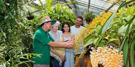 Botanic Garden Behind the Scenes Sensory Tour tickets