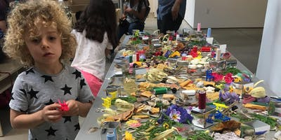 Drop-In Daytime Art Workshops for Youth, Caregivers, and Families
