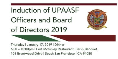 Induction of UPAASF Officers and Board of Directors 2019
