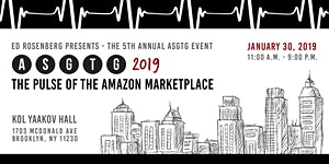 Amazon Sellers Event/Meetup ASGTG 2019: The Pulse of...