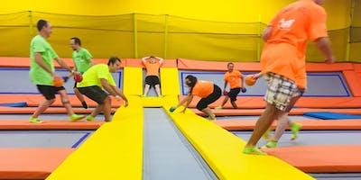 Adult Trampoline Dodgeball - Weekly Drop In