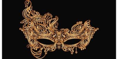 Up To Snow Good Masquerade Ball