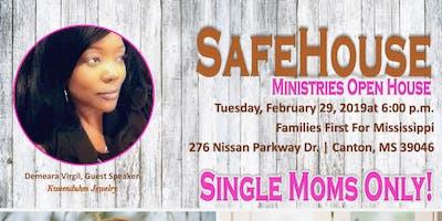SafeHouse Open House