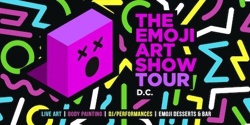 The Emoji Art Show Tour - D.C.!