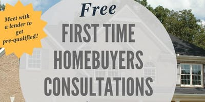 Free 1st Time Homebuyer's Personal Consultations