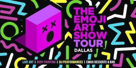 The Emoji Art Show Tour - Dallas tickets