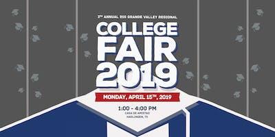 2019 Rio Grande Valley Regional College Fair - Day