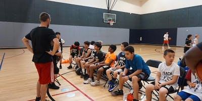 MLK Palo Alto Basketball Camp